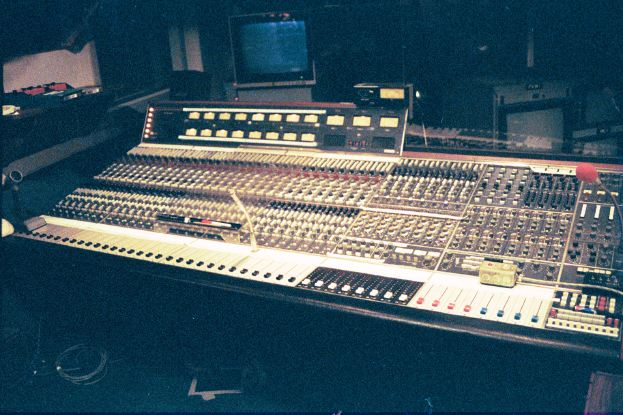 Studio 33 Audio Board
