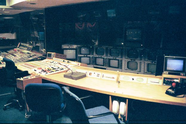Studio 33 Control Booth