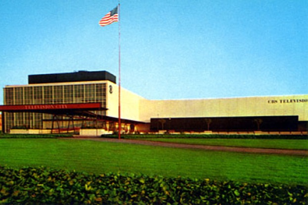 Postcard of CBS Television City